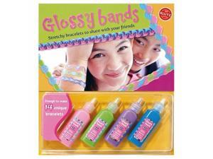 Glossy Bands - Childrens Books by Klutz (268222)
