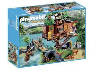 Adventure Tree House - Play Set by Playmobil (5557)