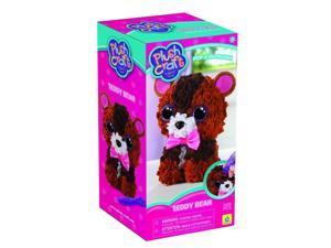Teddy Bear Plushcraft 3D  - Craft Kit by Orb Factory (75286)
