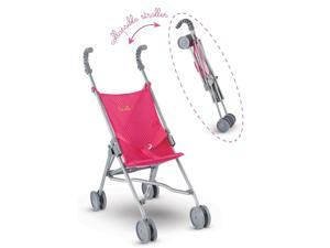 Mon Classique Cherry Umbrella Stroller - Doll Accessories by Corolle (CLP83)