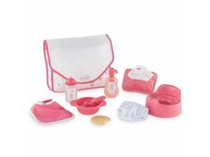 Accessory Set - Doll Furniture & Accessories by Corolle (DMT36)