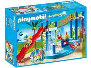 Water Park Play Area - Play Set by Playmobil (6670)