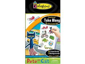 Pete the Cat Take Along - Travel Toy by Colorforms (721)