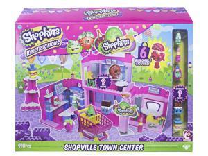 Shopkins Kinstructions Shopville Town Center - Building Set by Shopkins (37338)