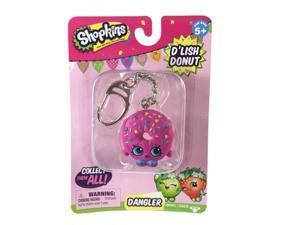 D'Lish Donut - Shopkins Dangler - Novelty Toy by Shopkins (93303)