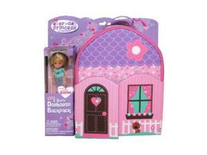 Everyday Princess Backpack - Play Doll by ZipBins (A1747)