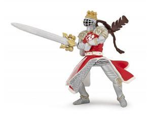 Dragon King Red with Sword - Action Figure by Papo (39797)
