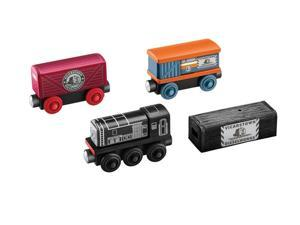 Diesels in Disguise 3 Pack (Wooden Railway) - Train by Thomas & Friends (DFW82)