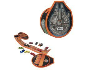 ZipBin Star Wars Millenium Falcon Case - Vehicle Toy by Neat-Oh (A2114)