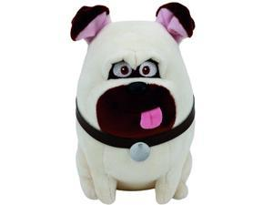Mel Dog Medium 13 inch - The Secret Life of Pets - Stuffed Animal by Ty (96293)