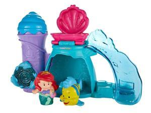Ariel's Splashing Grotto (Little People) - Bath Toy by Fisher Price (DLF79)