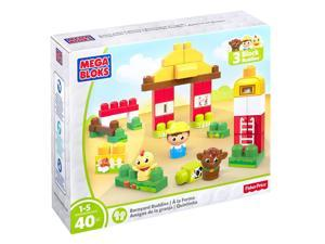 Busy Day at the Farm - Building Set by MEGA Bloks (DPY50)