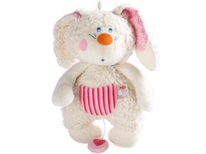 Benji Bunny Musical - Baby Stuffed Animal by Haba (300680)