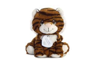Taj Tiger 8 inch - Baby Stuffed Animal by Precious Moments (15711)