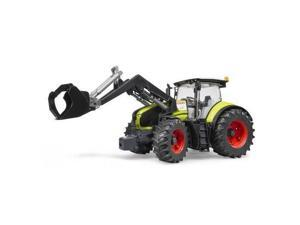 Class Axion 950 with Loader - Vehicle Toy by Bruder Trucks (03013)