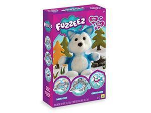 Fuzzeez Husky  - Craft Kit by Orb Factory (75613)