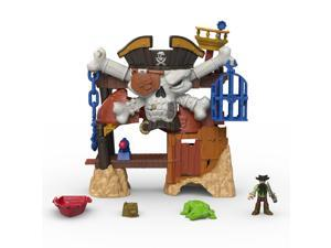 Blackbeard's Pirate Lair Imaginext Imaginative Play Set by Fisher Price (DHH62)