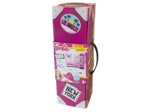ZipBin Barbie Jetset Hotel with Magnets - Play Doll by Neat-Oh (A2177)