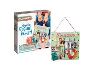 Dare to Dream Board (Craftivity) - Craft Kit by Creativity For Kids (3502)
