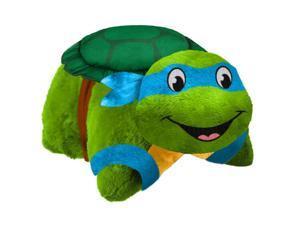 Teenage Mutant Ninja Turtle Leonardo (TMNT) Stuffed Animal by Pillow Pets