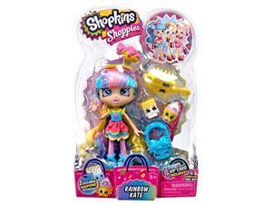 Shoppies Rainbow Kate Doll - Play Doll by Shopkins (56265)