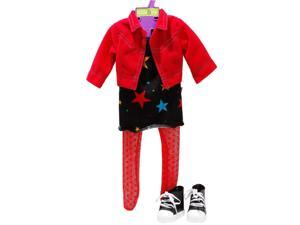 Red Jacket Outfit 18 inch Dollie & Me Doll Clothes by Madame Alexander (69255)