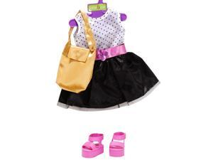 Black & White Dress Outfit 18 inch Dollie & Me Doll Clothes by Madame Alexander