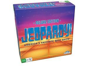 Jeopardy! Deluxe Edition - Board Game by Outset Media (17520)