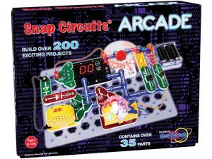 Snap Circuits Arcade - Science Kit by Elenco Electronics (SCA-200)