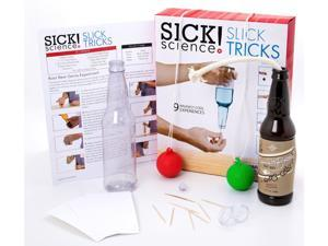 Slick Tricks (Sick Science) - Science Kit by Be Amazing (6035)
