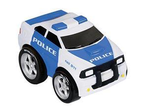 Police Car Pull-Back - Vehicle Toy by Kid Galaxy (10931)