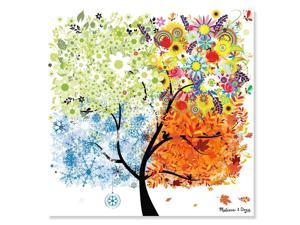 Seasons Tree 200 pcs. - Jigsaw Puzzle by Melissa & Doug (8974)