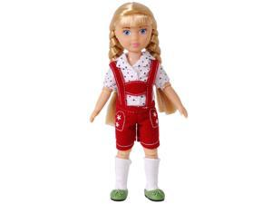 "Travel Friends - Germany 9"" - Play Doll by Madame Alexander (69415)"