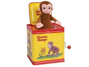 Schylling Curious George Jack Box