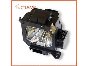 High Quality Replacement Projector Lamp/Bulb ELPLP22/V13H010L22 with Original SHP Burner for EPSON EMP-7800 / EMP-7800P / EMP-7850 / EMP-7850P / EMP-7900 / EMP-7900NL / EMP-7950 / EMP-7950NL etc