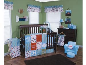 Trend Lab Little MVP - 3 Piece Crib Bedding Set - 106880