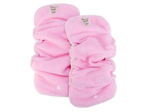 CLOTH DIAPER LINERS - GIRL - PINK
