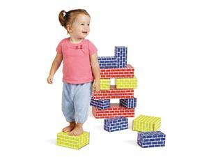 Corrugated Blocks - 36 Pc