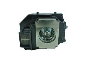 Lampedia OEM Equivalent Bulb with Housing Projector Lamp for EPSON V13H010L54 / ELPLP54 - 150 Days Warranty