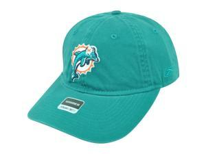 NFL Miami Dolphins Reebok Football Women's Adjustable Clip Buckle Cap Hat