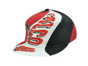 Snapback Hat Cap Nfl Atlanta Falcons Old School Vintage Deadstock Flat Bill Brim