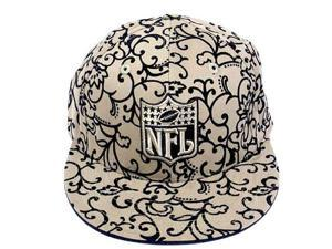 Official Licensed Nfl League Bill Hat Cap Fitted 7 3/4