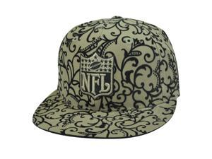 Official Licensed Nfl League Bill Hat Cap Fitted 7 1/2