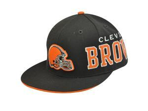 Nfl Cleveland Browns Chomps Elf Flat Bill Fitted 8