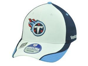 Nfl Flex Fit Tennessee Titans Reebok Sideline Sm Med