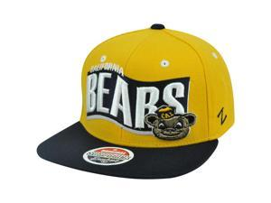 NCAA Colorado State Rams Zephyr Flat Bill Adjustable Snapback Rally Hat Cap