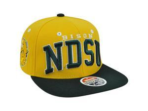 NCAA North Dakota State Bison Superstar Zephyr Adjustable Snapback Hat Cap
