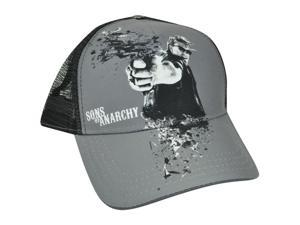 Samcro Mesh Snapback Son of Anarchy Trucker Tv Show Motorcycle Hat Cap Outlaws
