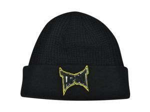 Tapout MMA UFC Cage Fighting Knit Beanie Winter Cuffed Acrylic Hat Toque Skully