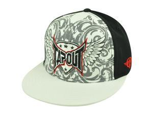 Tapout Snapback Flat Bill MMA UFC Ultimate Cage Fighting Mixed Martial Hat Cap